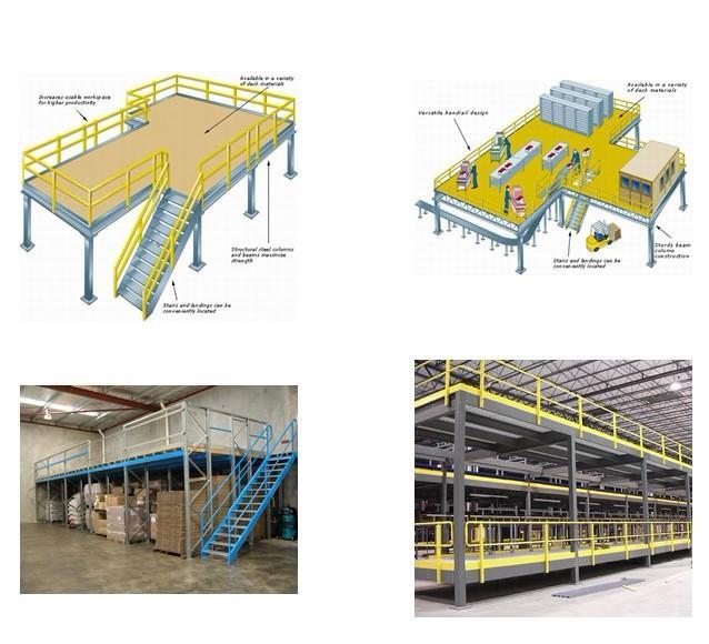 钢结构平台,钢制平台
