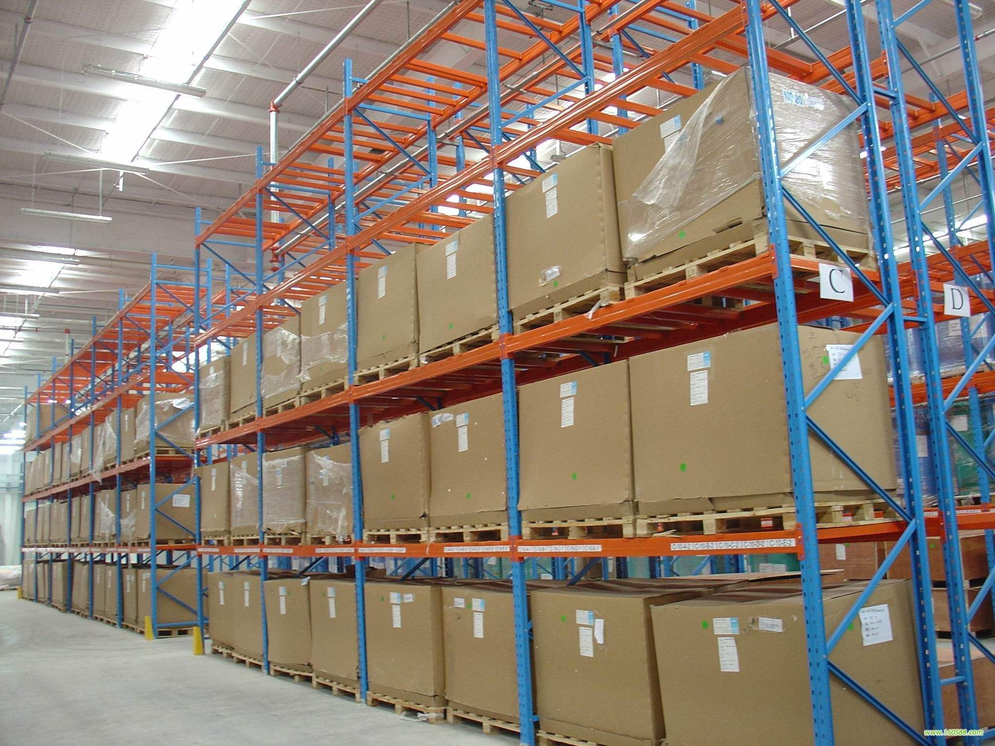 南京仓储货架,仓库仓储货架,高位货架