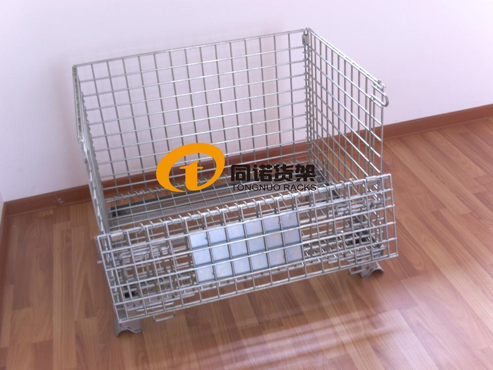 steel storage cage