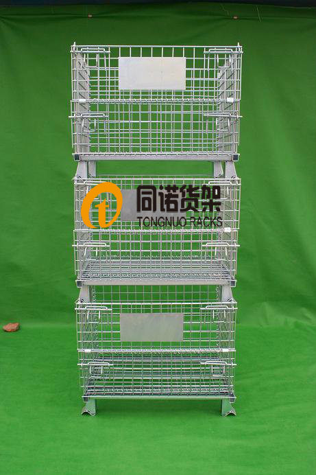 Storage Cage,Wire Mesh Container